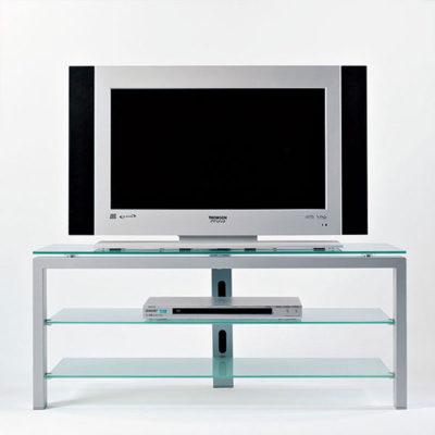 Porta TV in Vetro - Arredamenti Saija - Messina